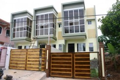 (SOLD) Town House For Sale: Gualdalupe Village, Lanang, Davao City