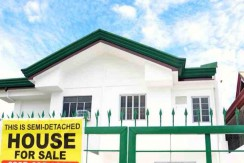 Townhouse for Sale: Central Park, Bangkal, Davao City