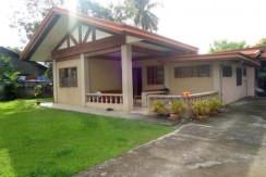 House and Lot for Sale: Bangkal, Matina