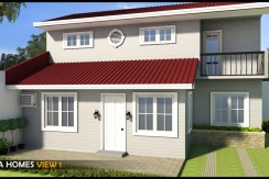 House and Lot for Sale: Deca Cabantian